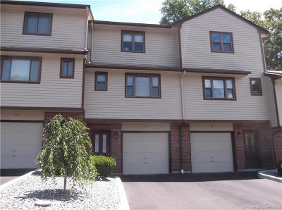 Meriden Condo/Townhouse For Sale: 1516 East Main Street #11
