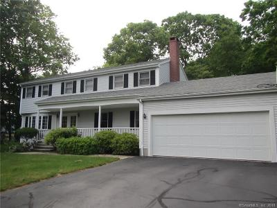 Ledyard Single Family Home For Sale: 56 Bittersweet Drive