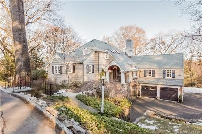 Westport Single Family Home For Sale: 14 River Lane