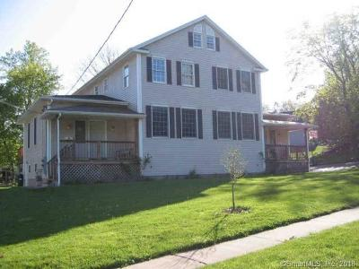 Berlin Multi Family Home For Sale: 1541 Farmington Avenue