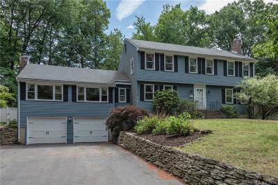 Avon Single Family Home For Sale: 168 Carriage Drive