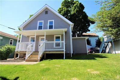 Bristol Single Family Home For Sale: 12 North Street