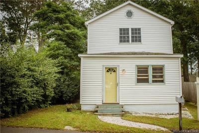 Branford CT Single Family Home For Sale: $273,500