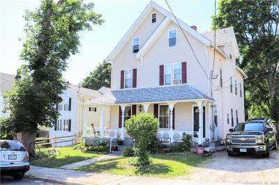 Naugatuck Single Family Home For Sale: 28 Beebe Street