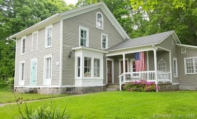 Monroe Single Family Home For Sale: 458 Purdy Hill Road
