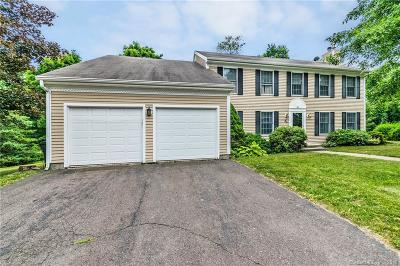 Middletown Single Family Home For Sale: 84 Tavern Circle