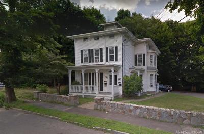 Danbury Multi Family Home For Sale: 15 Stevens Street