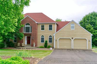 Berlin CT Single Family Home For Sale: $479,900