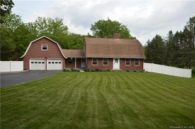 Griswold Single Family Home For Sale: 46 Browning Road