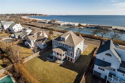 Fairfield Single Family Home For Sale: 102 Fairfield Beach Road