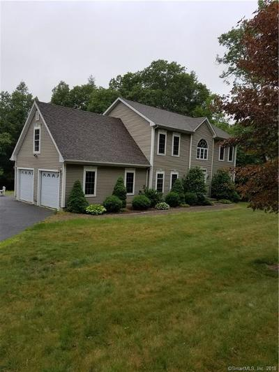 Woodstock Single Family Home For Sale: 900 Route 198