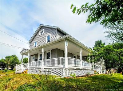 Torrington CT Single Family Home For Sale: $150,000