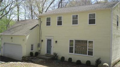 Easton Single Family Home For Sale: 100 Tersana Drive