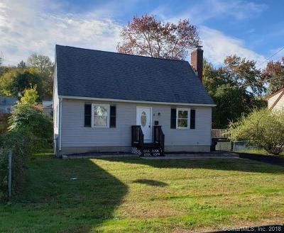 Plymouth Single Family Home For Sale: 6 Cedar Street