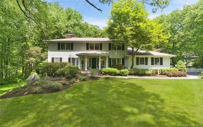 Wilton Single Family Home For Sale: 106 Indian Hill Road