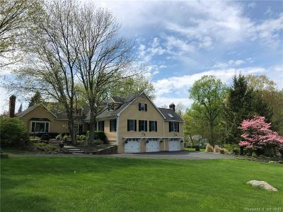 Ridgefield CT Single Family Home For Sale: $1,149,999