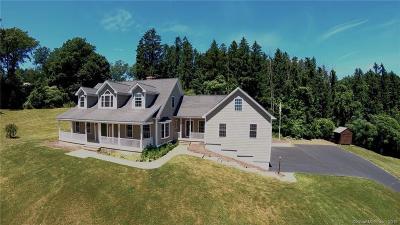 Meriden Single Family Home For Sale: 271 Allen Avenue
