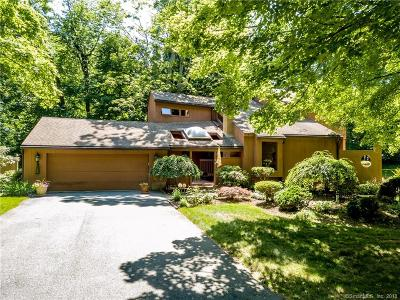 West Hartford Single Family Home For Sale: 3 Watercliff Circle