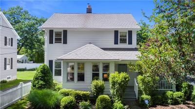 Milford Single Family Home For Sale: 49 Wilbar Avenue