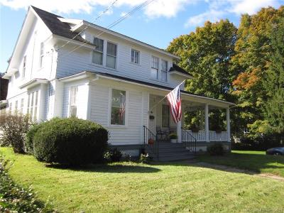 Milford Single Family Home For Sale: 43 Governors Avenue