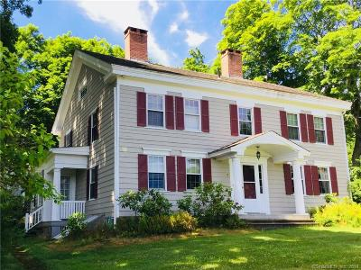 Trumbull Single Family Home For Sale: 434 Church Hill Road