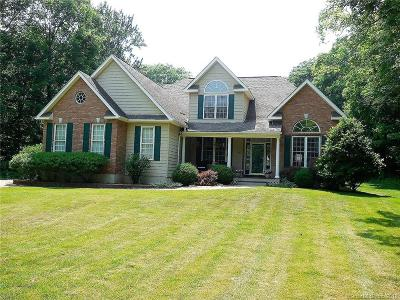 Portland Single Family Home For Sale: 40 Penfield Hill Road