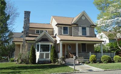Greenwich Single Family Home For Sale: 5 Dale Drive