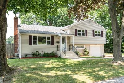 Wethersfield Single Family Home For Sale: 53 Jay Street