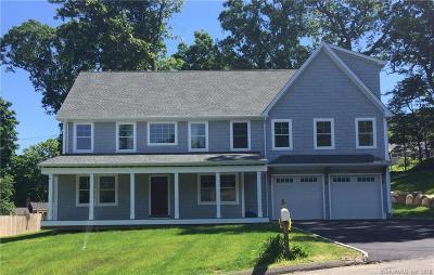 Fairfield Single Family Home For Sale: 450 Woodridge Avenue