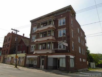Waterbury Multi Family Home For Sale: 690 East Main Street