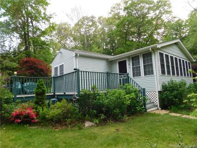 New London County Single Family Home For Sale: 305 Lakeside Drive