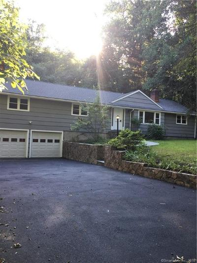 Trumbull Single Family Home For Sale: 489 Booth Hill Road