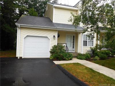 Rocky Hill Condo/Townhouse For Sale: 301 The Mews #301