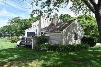 Old Saybrook Condo/Townhouse For Sale: 150 Sandy Point Road