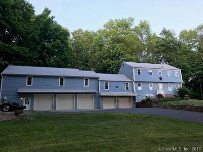 Canton Single Family Home For Sale: 615 Cherry Brook Road