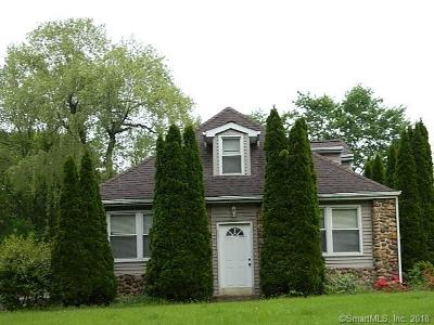 Wallingford Single Family Home For Sale: 3 Mohawk Drive