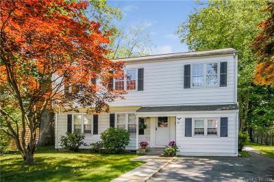 Stamford Single Family Home For Sale: 48 Glen Avenue
