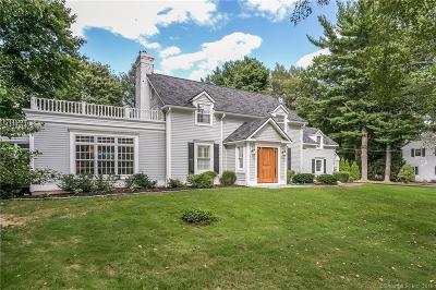 North Haven Single Family Home For Sale: 80 Old Farm Road
