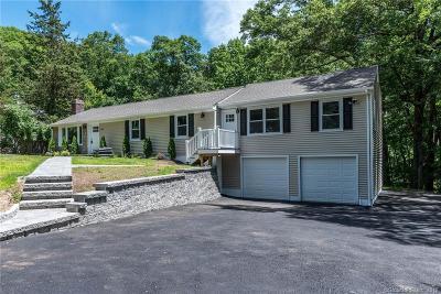 Hamden Single Family Home For Sale: 855 Hill Street