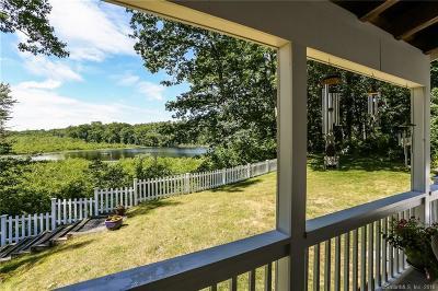 Redding Single Family Home For Sale: 41 Chalburn Road