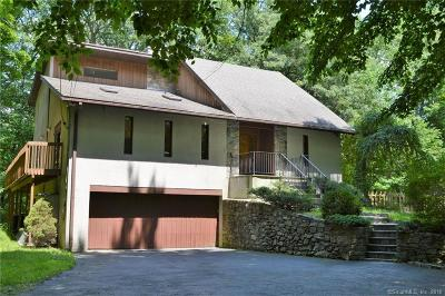 Easton Single Family Home For Sale: 169 Westport Road
