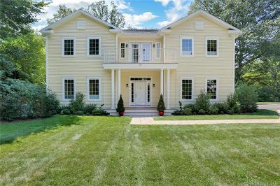 Greenwich Single Family Home For Sale: 26 Nimitz Place