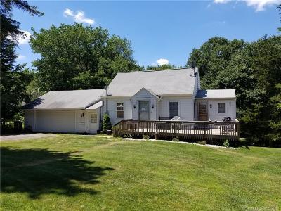 Prospect Single Family Home For Sale: 66 Straitsville Road