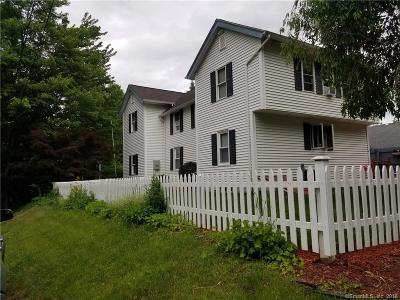 Watertown Single Family Home For Sale: 166 Davis Street