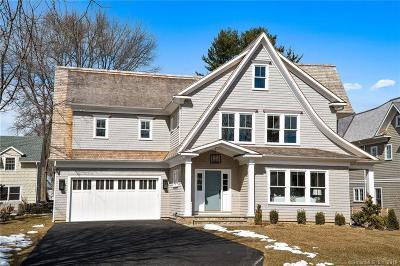 Greenwich Single Family Home For Sale: 50 Lockwood Avenue