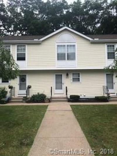 Meriden Condo/Townhouse For Sale: 1367 Hanover Avenue #802