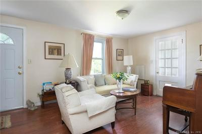 Wethersfield Single Family Home For Sale: 745 Silas Deane Highway