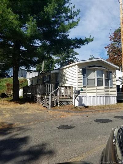 Shelton Single Family Home For Sale: 5 Hemlock Drive