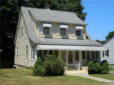 Waterbury Single Family Home For Sale: 45 Joseph Street