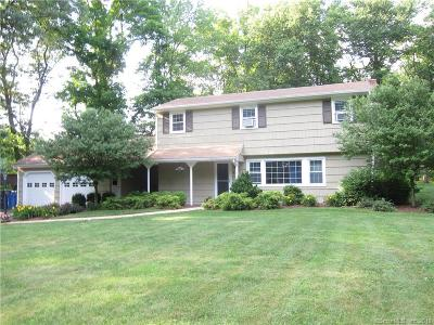 Trumbull Single Family Home For Sale: 42 White Birch Drive